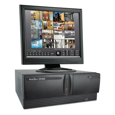 Intellex DVMS fue uno de lo primeros DVRs basados en PC de la industria