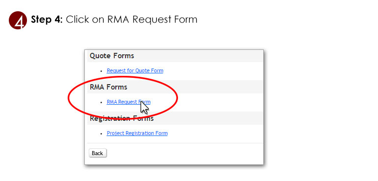 Dwg Tutorial: How To Request An Rma - Dwg