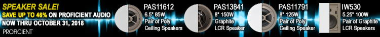 Proficient October Speaker 2018 Promos