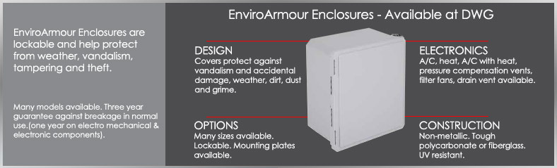 EnviroArmour Enclosures